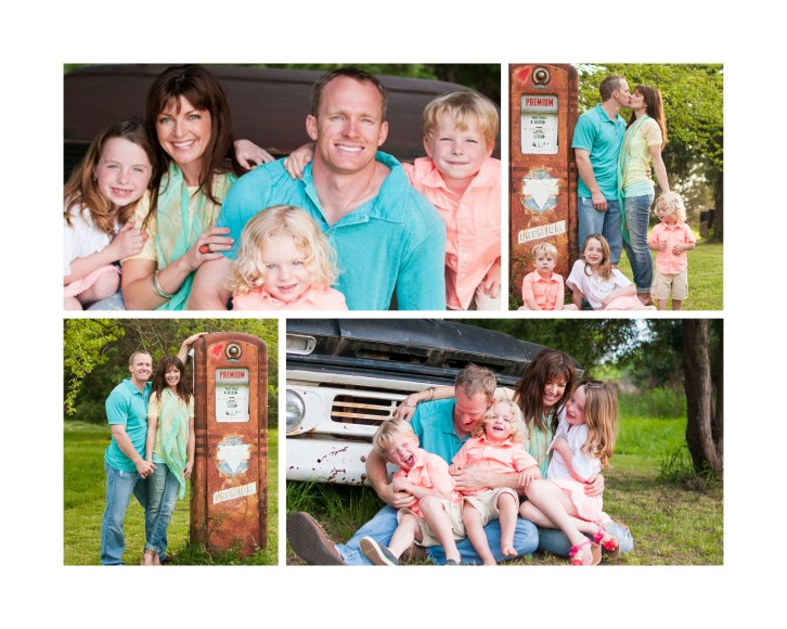 hurstfamilycollage
